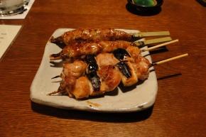 Good Eats: Kushikura(Kyoto)