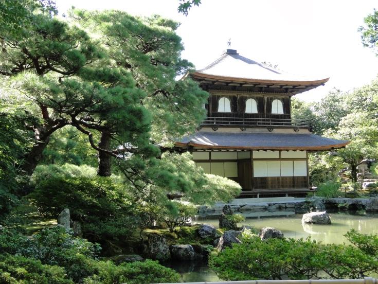Ginkakuji and its garden