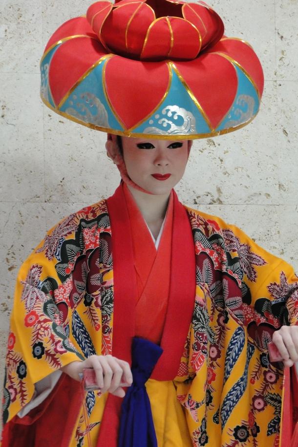 The yotsudake dance