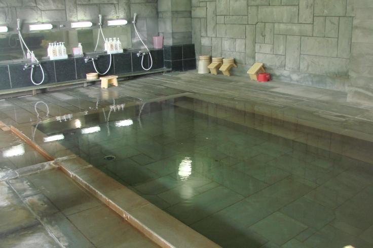 Indoor bath