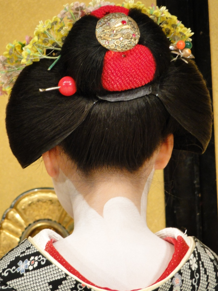 View of a maiko