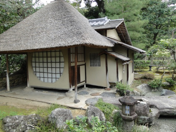 Teahouse at Kodai-ji