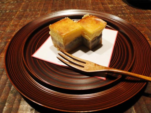 Tai-imo cheesecake