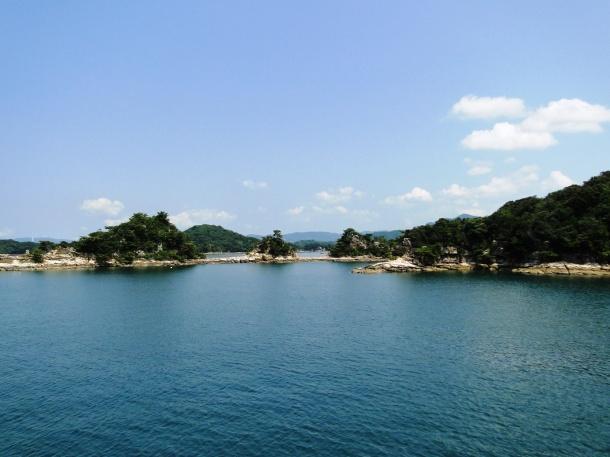 The 99 Islands of Saikai National Park
