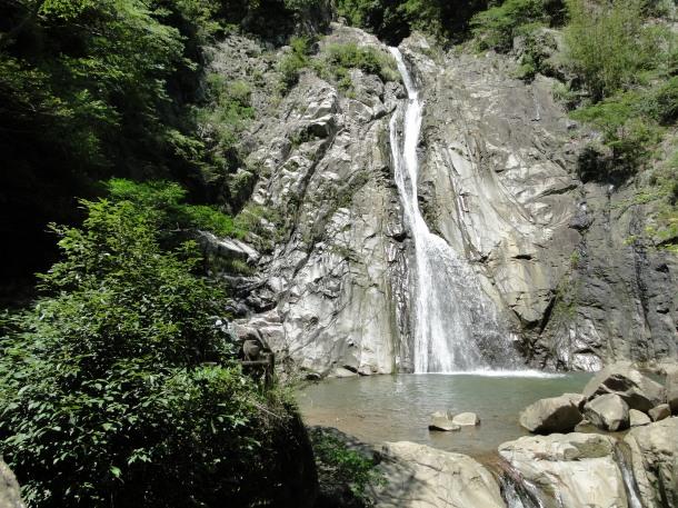 Nunobiki Waterfall