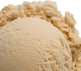 Sugar cane ice cream (Photo Credit: Blue Seal)