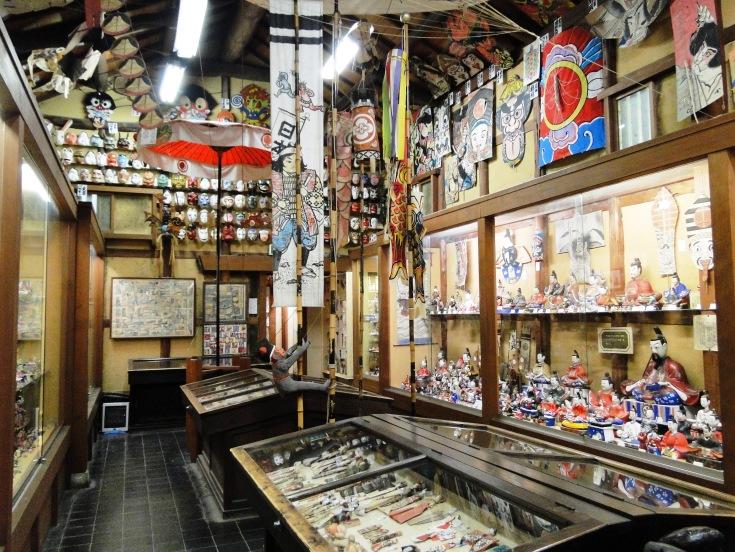 Rural Toy Museum in Kurashiki