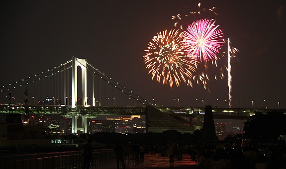 Sumid River Fireworks Festival (Source: Japan Guide)