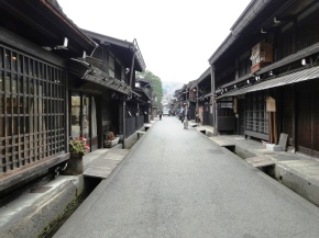 Better Know a Neighborhood: Takayama's Sanmachi