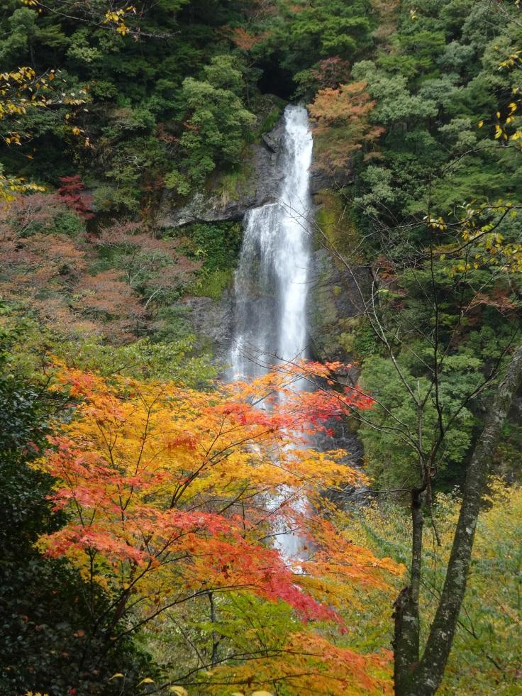 Sendan Todoroki Falls