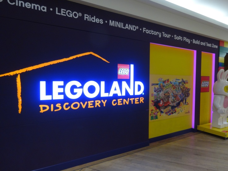 Legoland Discovery Center in Odaiba