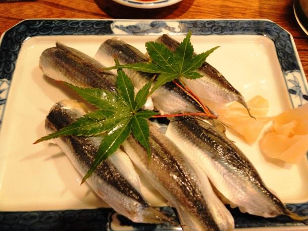 Mamekari sushi in Kurashiki