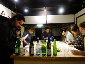Experience: Sake Tasting atKafu