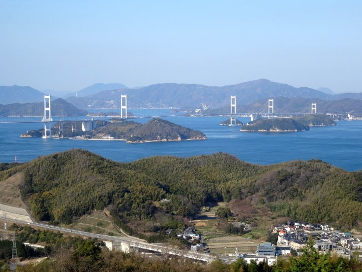 The bridges of the Shimanami Kaido