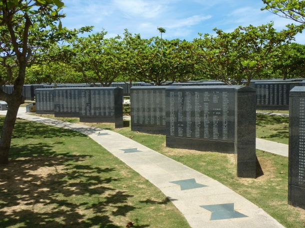 Memorial for ALL who died in the Battle of Okinawa