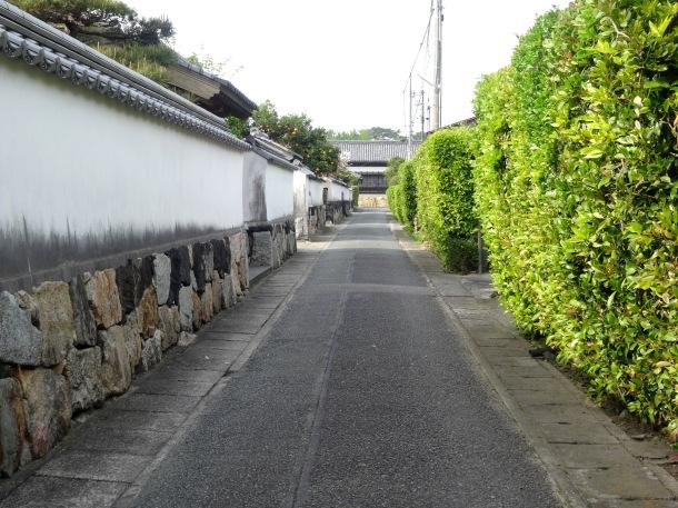 Hagi Samurai District