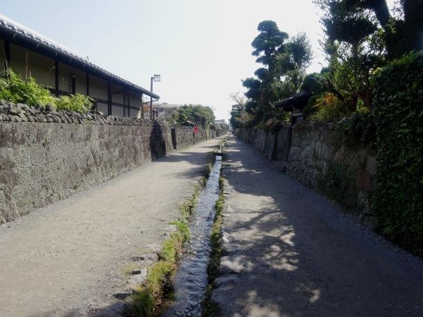 Shimabara Samurai District