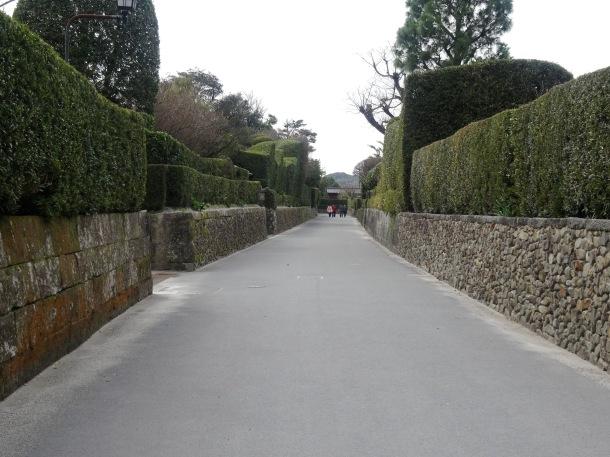 Chiran Samurai District