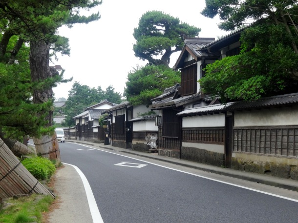Matsue Samurai District