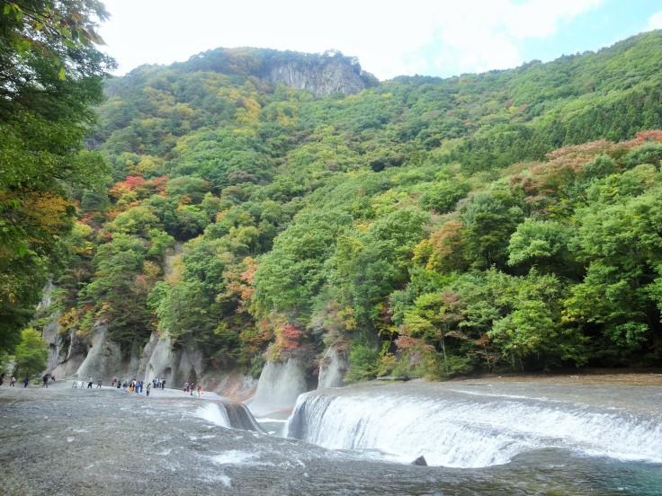 The Fukiware Falls