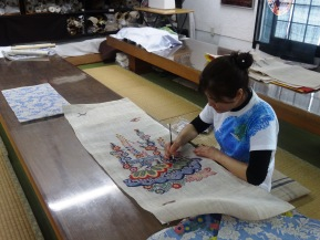 Experience: Bingata and Coral Dyeing(Okinawa)