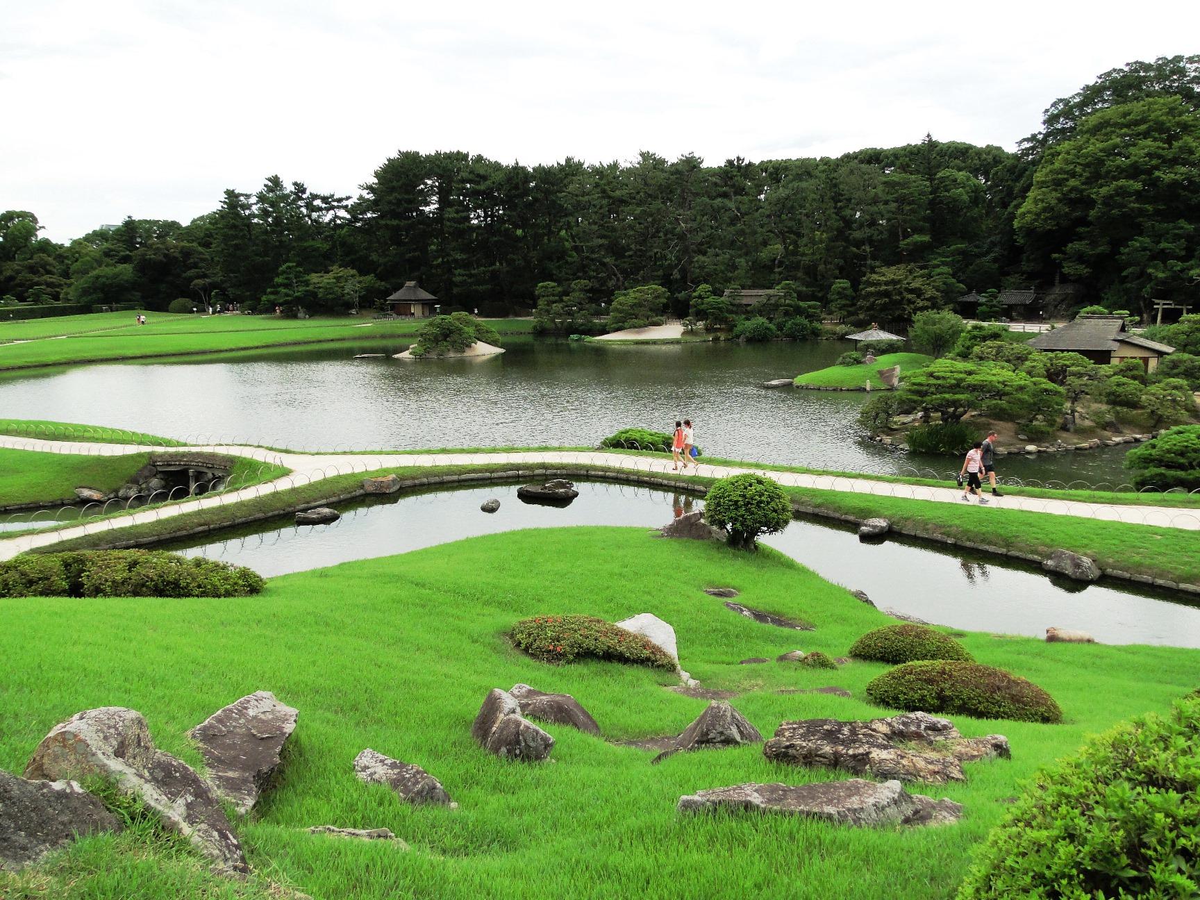 Great Gardens: Japanu0027s Three Famous Gardens
