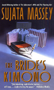 Review: The Bride's Kimono (and other Sujata Massey novels)