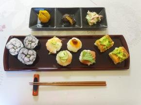 Experience: Arigato Japan SushiClass