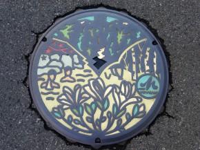 Manhole Monday: MinakamiOnsen