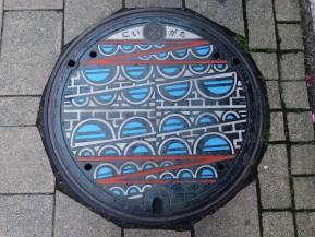Manhole Monday: Niigata