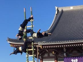 Experience: Hashigo-nori (Tokyo)